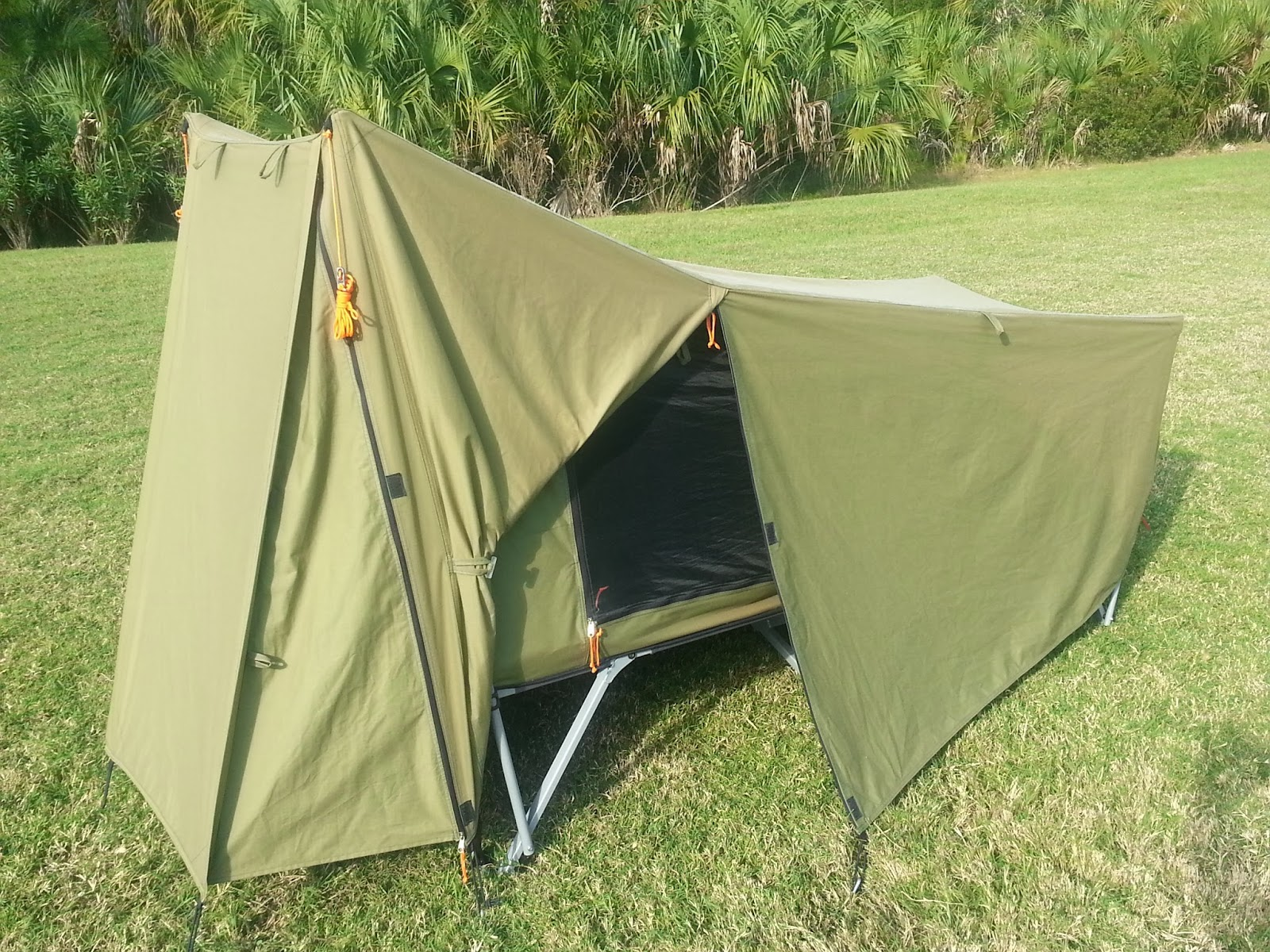 Jet Tent Bunker XL Tent Cot by OzTent & Family Tent Camping : Jet Tent Bunker XL Tent Cot by OzTent