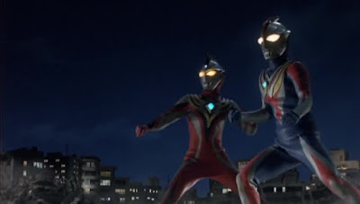 Ultraman Cosmos Movie 03 : Cosmos vs Justice Subtitle Indonesia