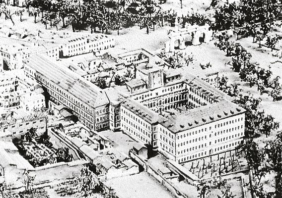 Hospital General de Atocha