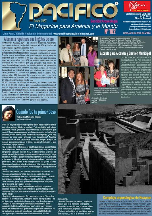 Revista Pacífico Nº 102 Arqueologia