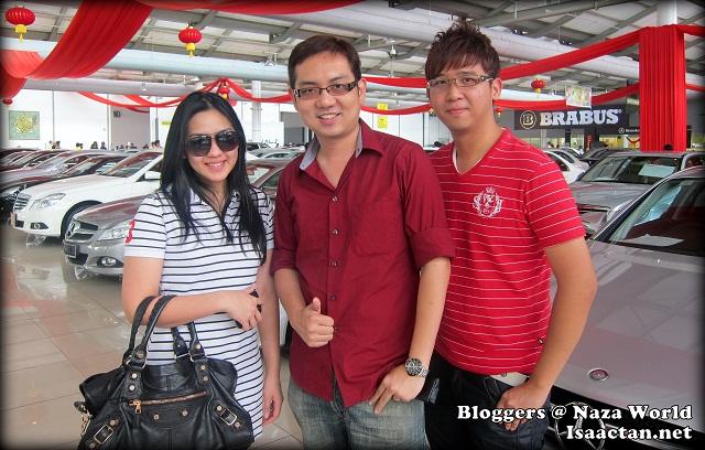 Naza World Car Bloggers