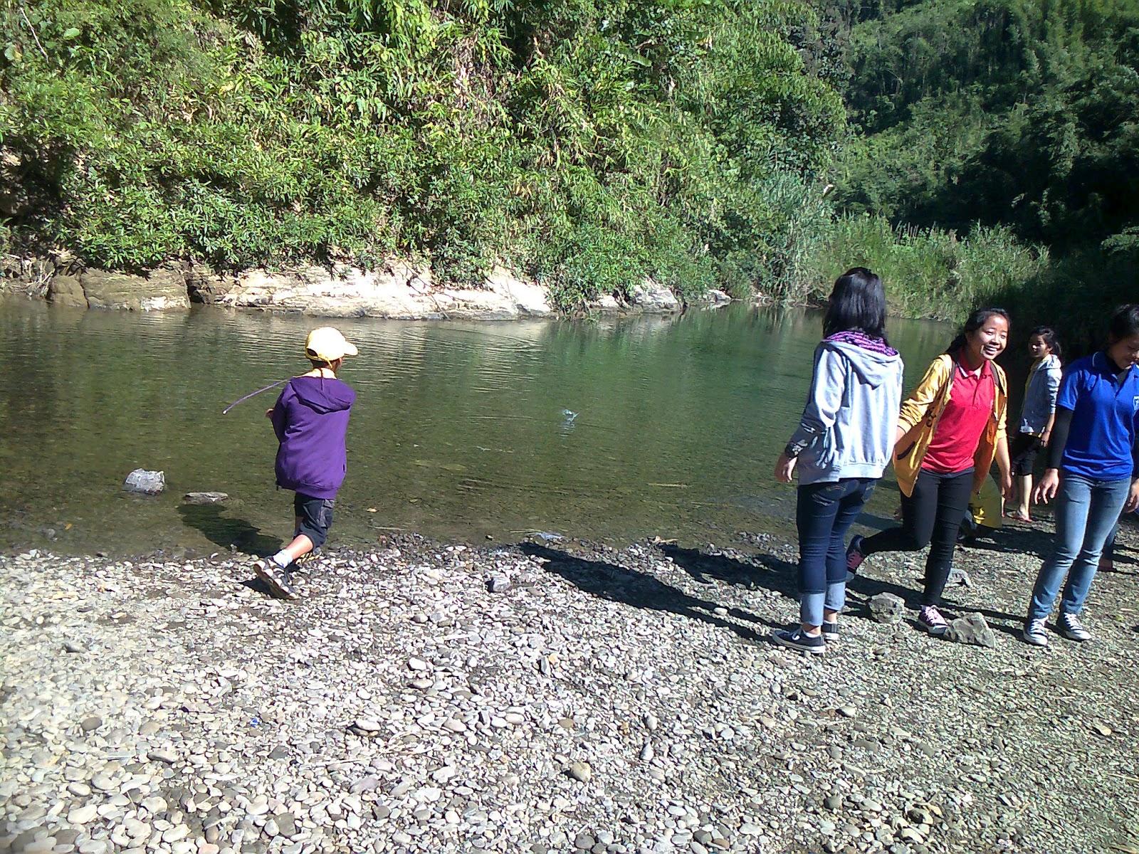 CARIBOU: Students te nen Tlawnglui lamah