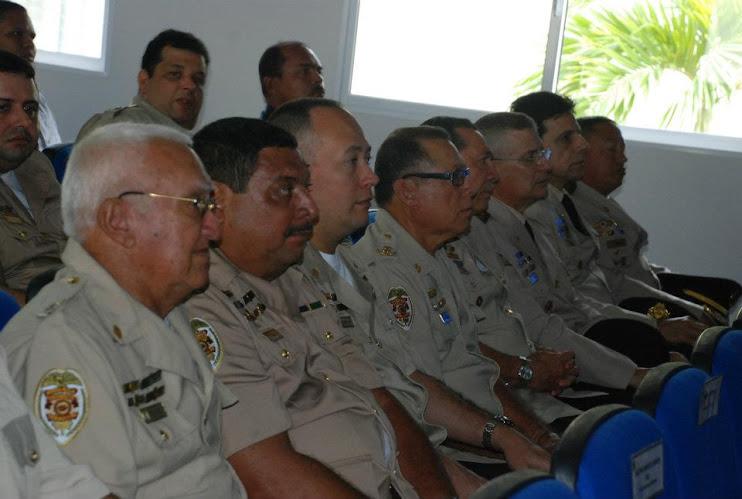 Oficiales Condecorados