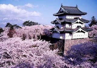 Hirosaki Castle, Japan (Best Honeymoon Destinations In Asia) 2