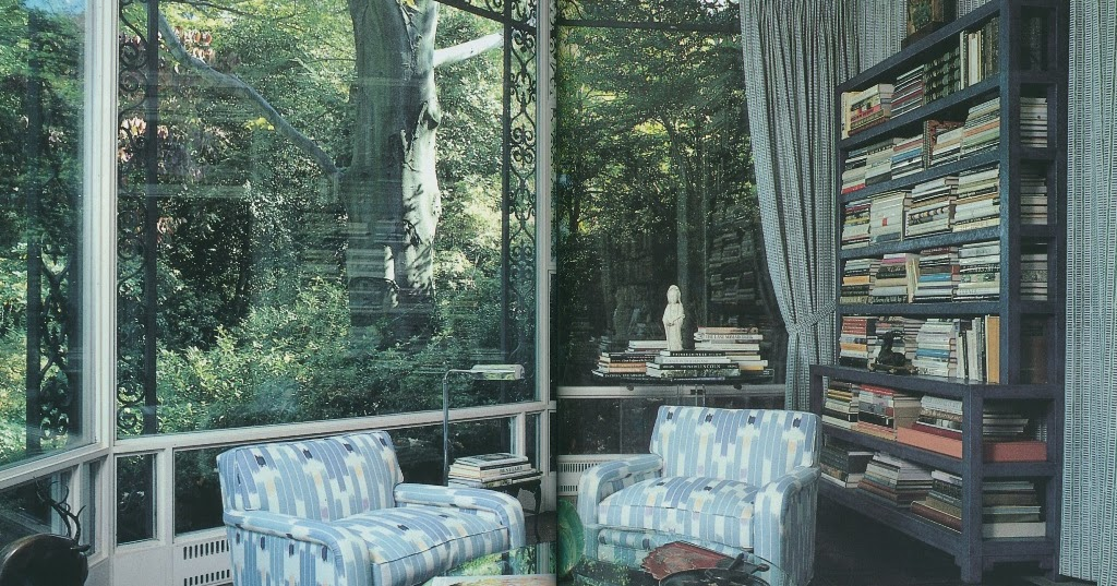 The Peak of Chic®: Brooke Astor and The Philosophers' Room