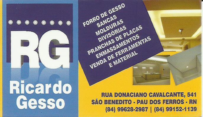 Ricardo do Gesso