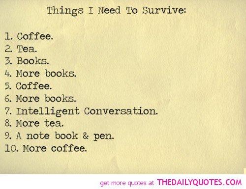 survival kit....