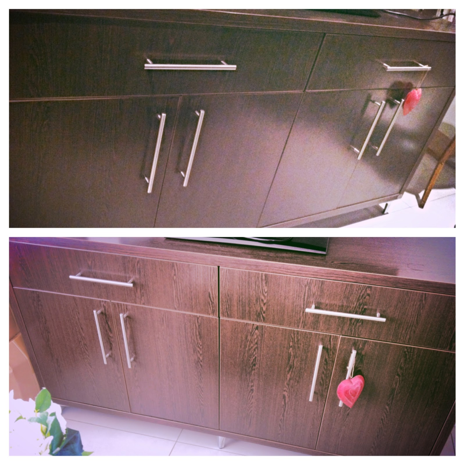 laminate furniture makeover. Ok So Here Goes My Version Of How To Paint Laminated Wood (the Cheap And Easy Way): Laminate Furniture Makeover D