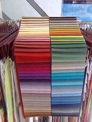 Esqueletajes y tapicer as mayo 2012 - Muestrario de telas para cortinas ...