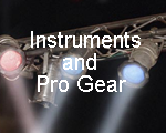 New Mexico's Music Instruments and Pro Gear