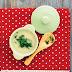 Yeşil kabak çorbası