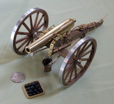 20 Wonderful Miniature Weapons