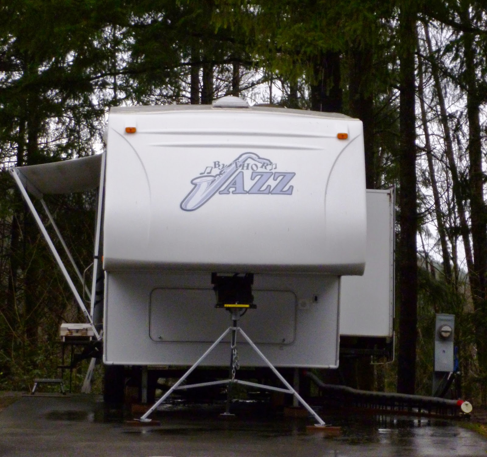 pacific nw travels and tails living in an rv park in the pacific