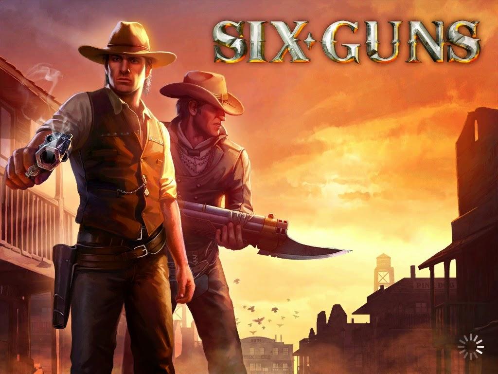 Six-Guns v2.6.0i APK Mod