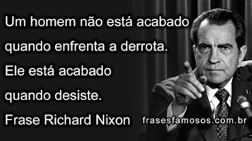Richard Nixon Frases