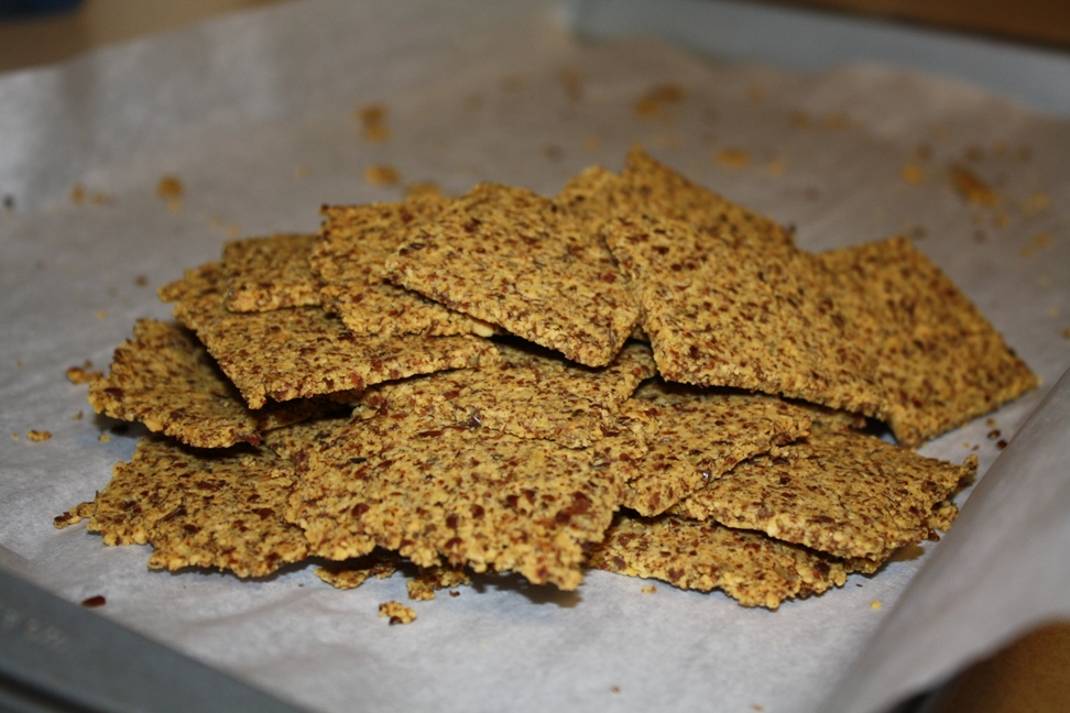 Paleo Crackers Recipe