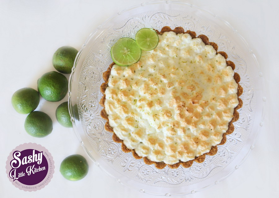 Key Lime Pie - Sashy Little Kitchen: Home Cooking and Food Traveller