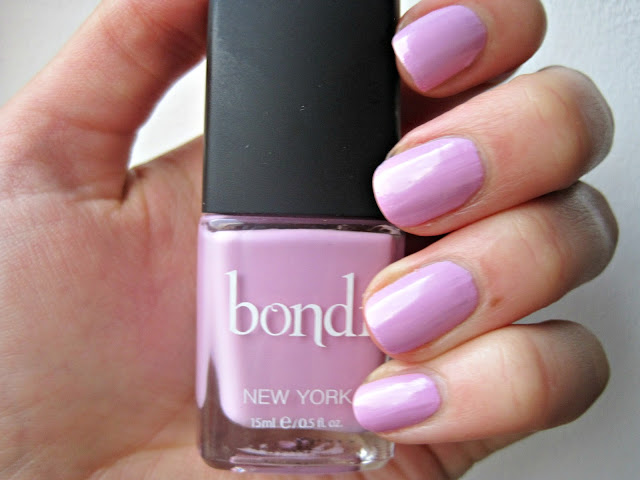 Bondi New York Botanical Beauty Swatch