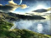 El lago de Paixe