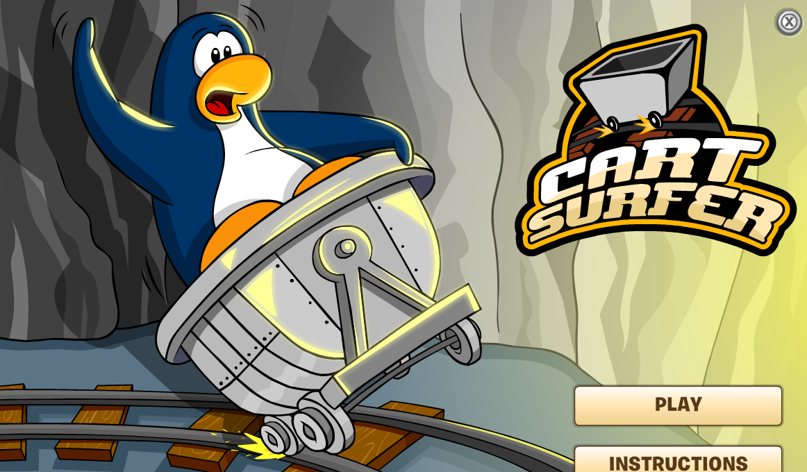 Club Penguin Dark Blue Penguin so my Penguin Was Dark Blue