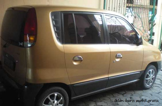 Dijual - Hyundai Atoz 30 jutaan, Iklan baris mobil gratis