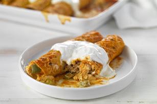 Cooking-Chicken-Recipes-Chicken-Enchiladas-Supreme