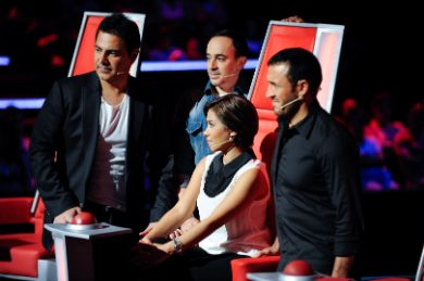 ���� �� ���� ���� ��� ������ �������� 15-3-2014 the voice  ����� �����