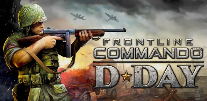 Frontline Commando: D-Day para Android e iPhone