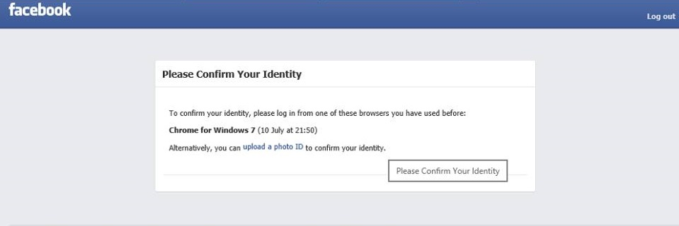 [How to] Solve Facebook Account Please Confirm Your