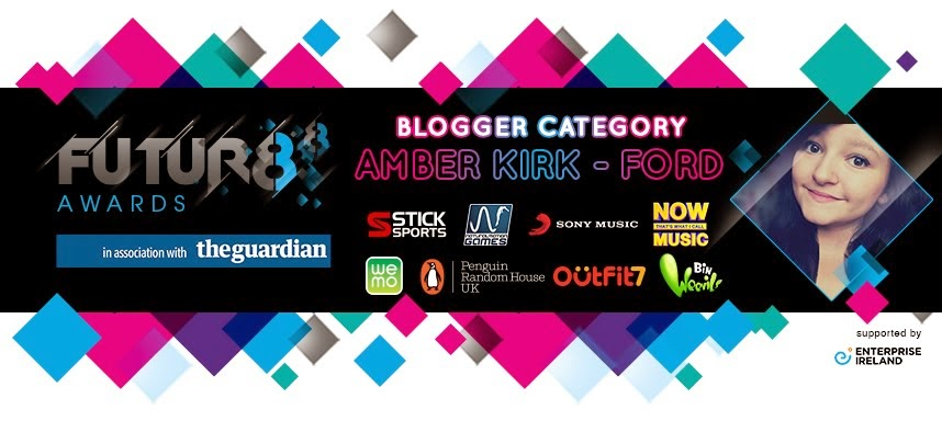 Future8 Blogger Award 2014