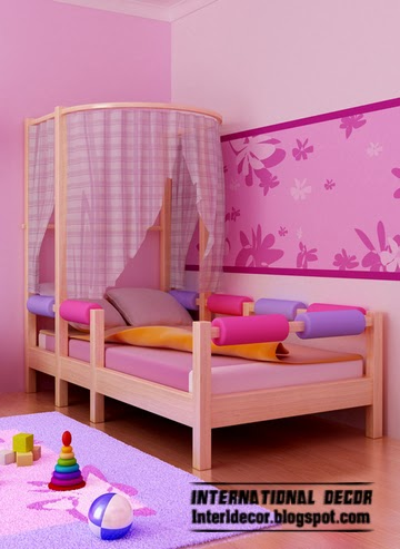 pink canopy bed, canopy beds for girls bedroom