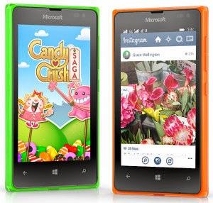 Harga Terbaru Microsoft Lumia 532 dan Spesifikasi Lengkap