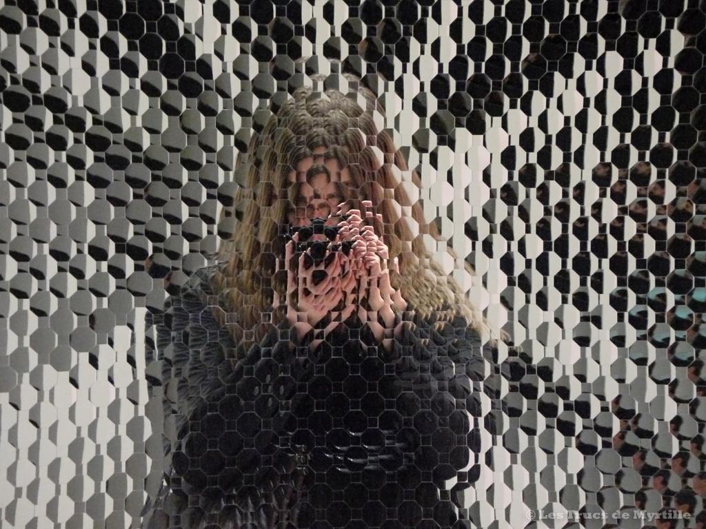 Les trucs de myrtille reflet exposition dynamo au grand for Miroir texture