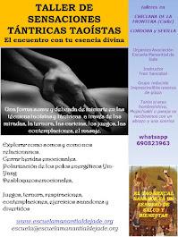 TALLER DE SENSACIONES TANTRICAS TAOISTAS