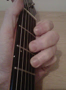 D minor guitar chord . beginners guitar chords