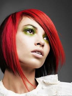 Latest medium hair color trend 2012 photos
