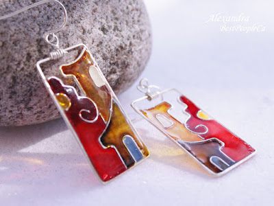 Italian Homes earrings