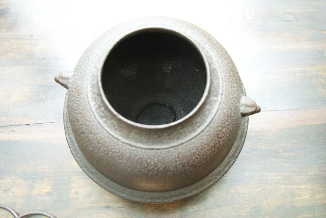 bouilloire japonaise