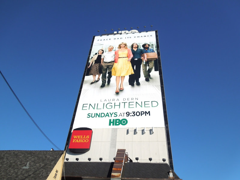 Giant Enlightened season 2 billboard