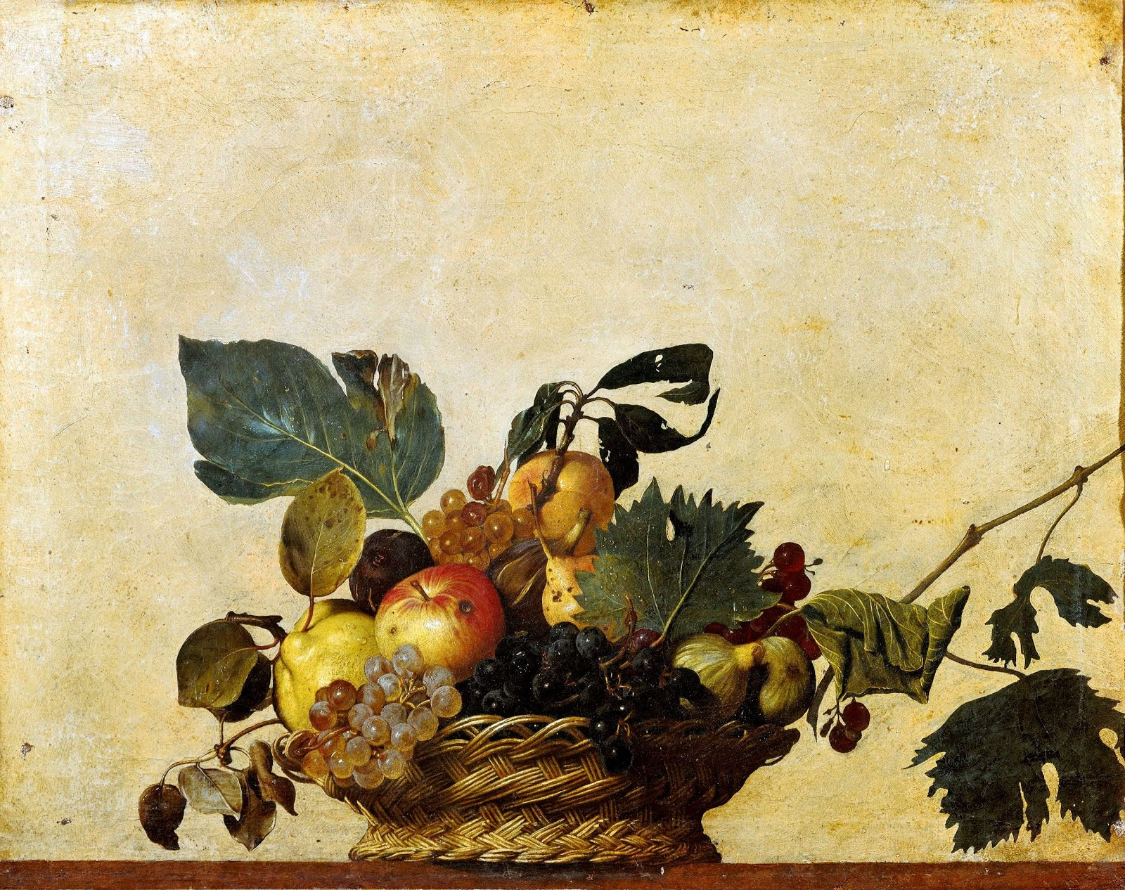 Caravaggio, 1599