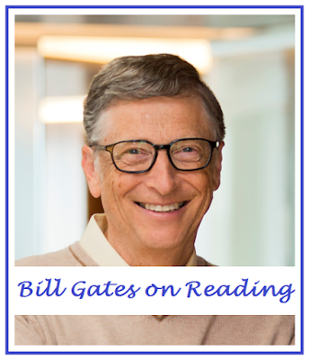 Bill Gates on Reading