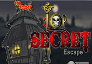Juegos de escape Top Secret Escape