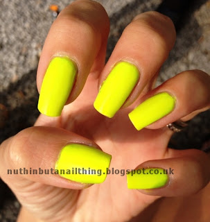 Sinful Colors Neon Melon