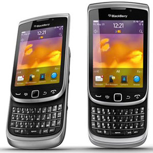 BLACKBERRY TORCH 2 9810 Rp.3.200.000