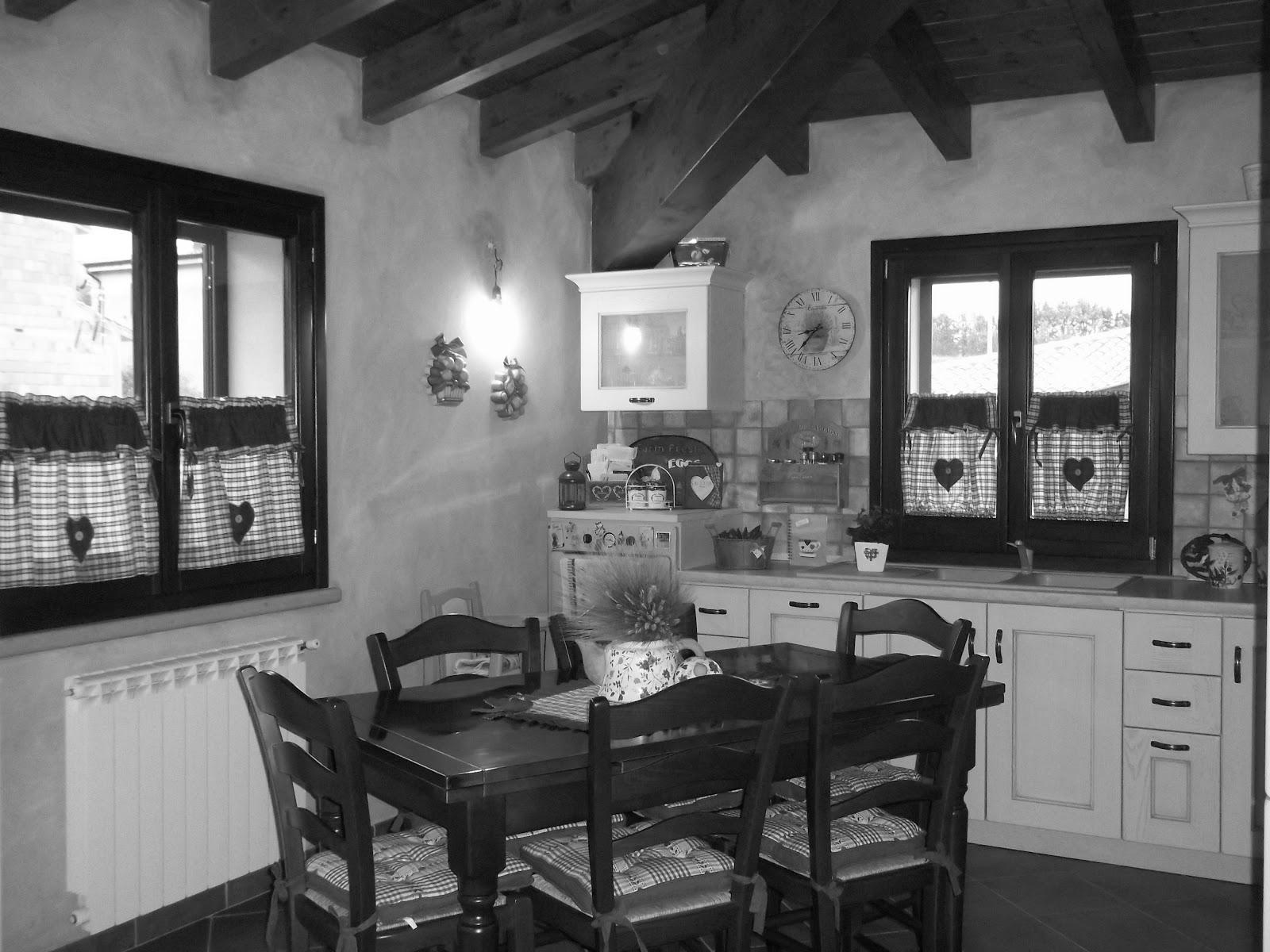Welcome in my country una cucina da sogno - Sogno in cucina ...