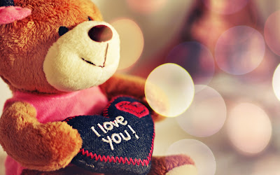 Love teddy bear photos