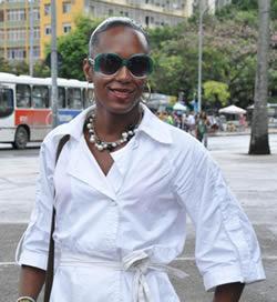 Transexual em cargo público na Bahia