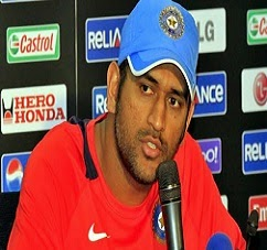 Kohli's Not The Reason For Our Loss – Dhoni