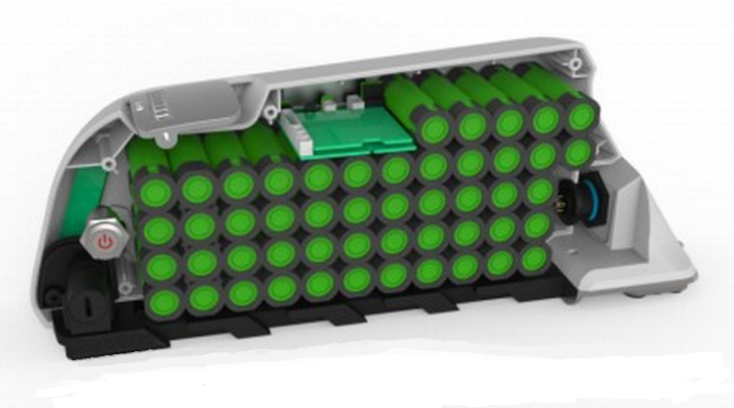 Baterías de Li Ion
