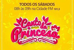 Programa Canto da Princesa - 2 anos